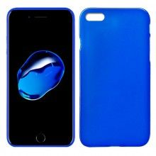 Funda Silicona iPhone 7 Plus (Azul)