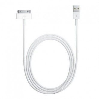 Apple Cable Conector de 30 Clavijas a USB