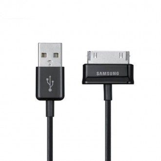 Cable USB Original Samsung galaxy Tab 30 Pin ECC1DP0UBE ( Bulk)
