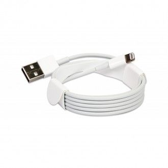 Cable Usb original Apple iphone 7G / 7Plus 1M -MD818ZM/A-