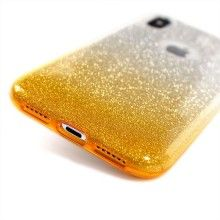 Carcasa Bling para iPhone 6 / 6s Dorado
