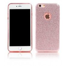 Remax : Carcasa Glitter- Apple iPhone 7 / 8 -rosa