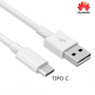 Cable Original Huawei AP51 Tipo C para P9, P10, Plus, Mate 9, Honor 5C, 8, Nova, G9,