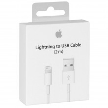 Cable USB Lightning 2 metros Original Apple MD819ZM/A